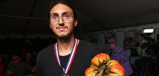 Peter Notarnicola of Massapequa won the award for
