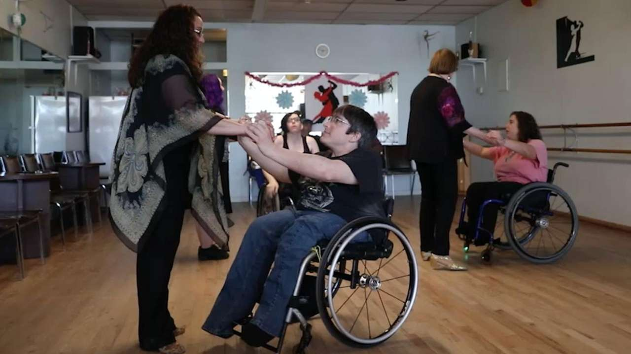 Roll Call Wheelchair Dance is an organization devoted