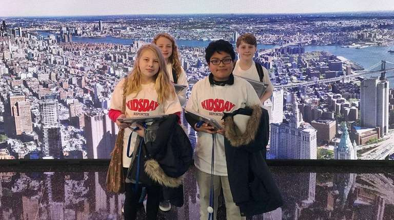 Kidsday reporters rated their visit to the One