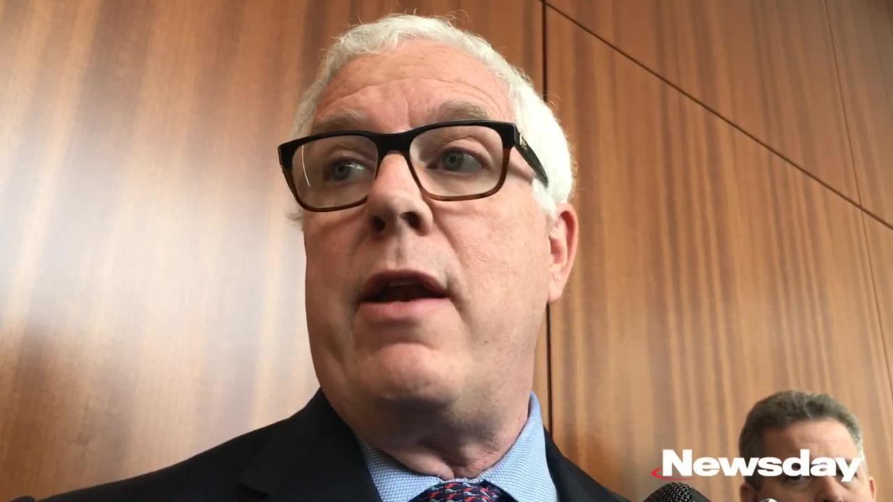 John Miller, the NYPD's deputy commissioner for counterterrorism