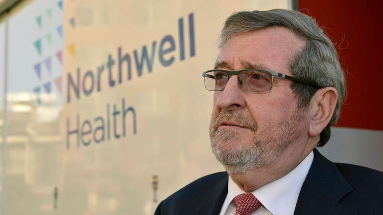 Michael Dowling, president and CEO of Northwell Health.