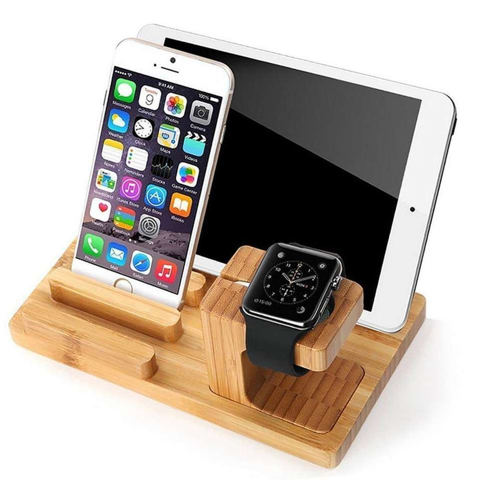 Charge all your tech gadgets at once with