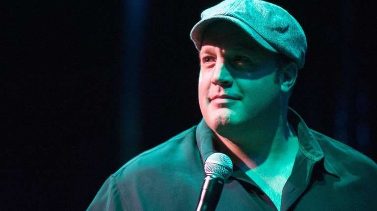 L.I. guy Kevin James will perform at The