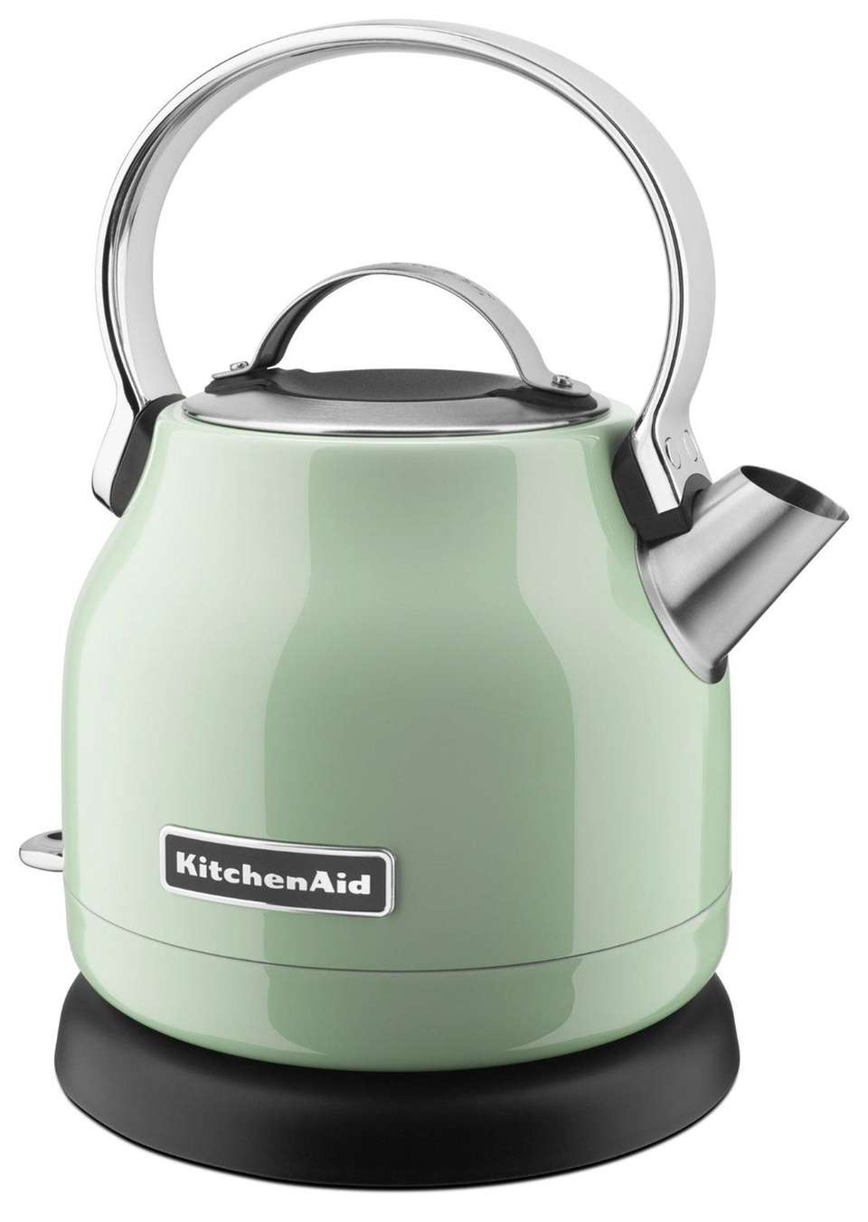 Boil water in minutes with the Kitchen Aid