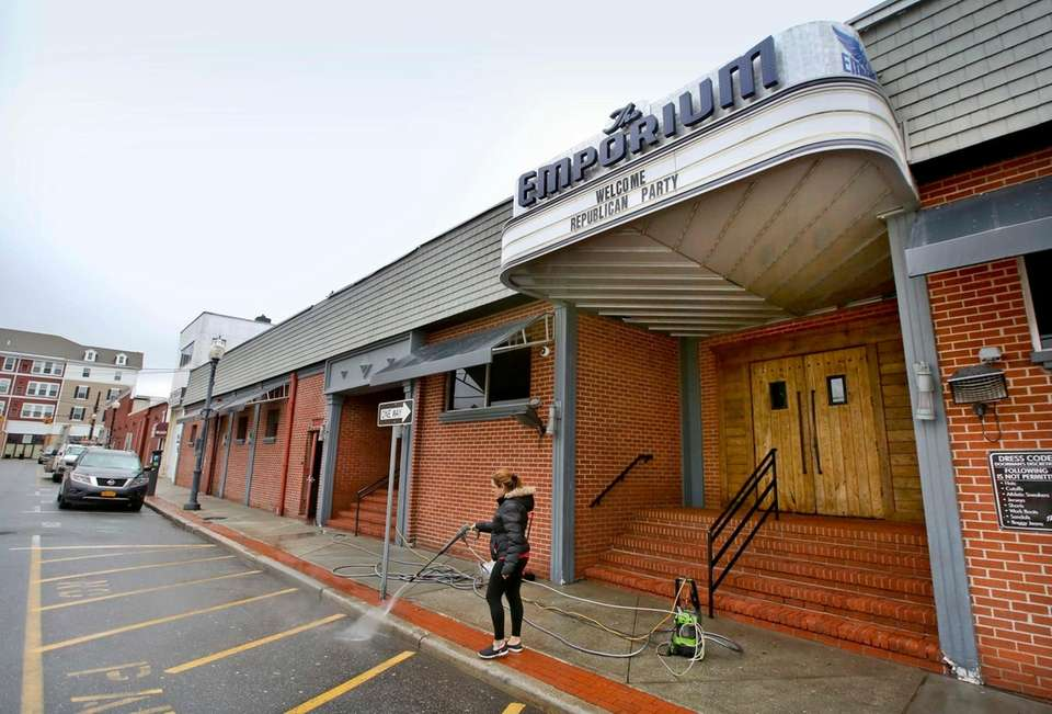 The Emporium Patchogue Music Club That Boasted