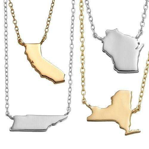 Always have a reminder of your home state