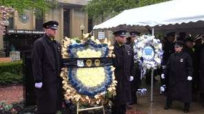 The Suffolk County Police Departmenthonored the 22 sworn