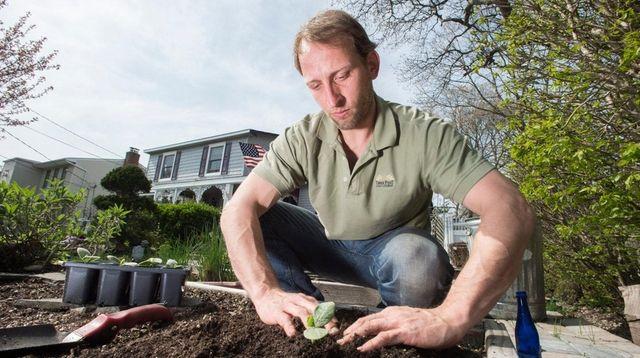 Jardinería: El nuevo milenio pasatiempo - Newsday 1