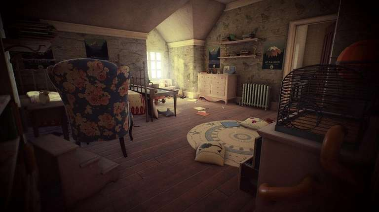 What Remains of Edith Finch is new for
