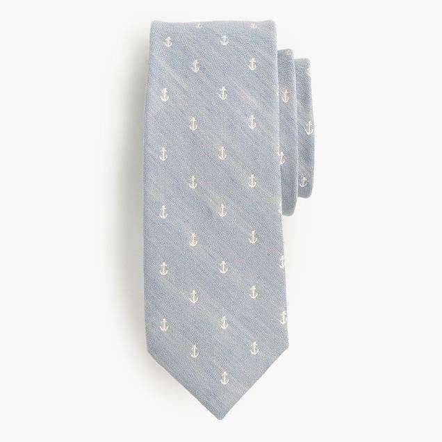 Ties, ties, ties -- the key to finding