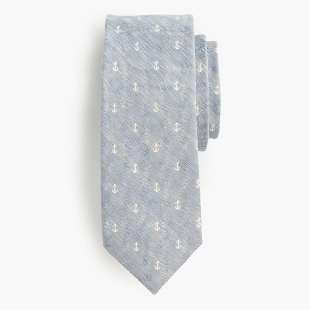 Ties, ties, ties -- the key to finding
