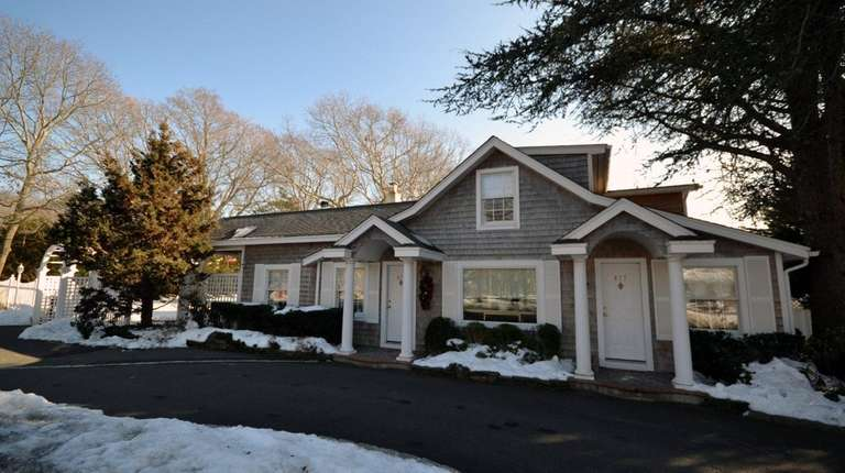 This home in Quiogue is on the market