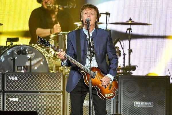 Paul mccartney adds second september show at coliseum - Paul mccartney madison square garden tickets ...