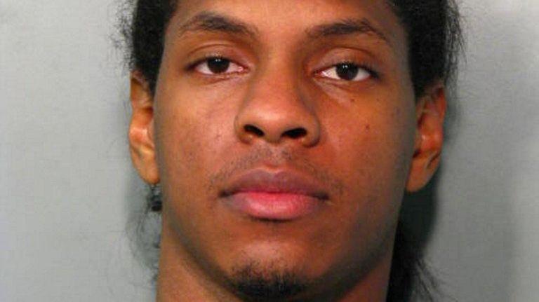 Chad Sabessar, 27, of Hempstead, was arrested Friday,