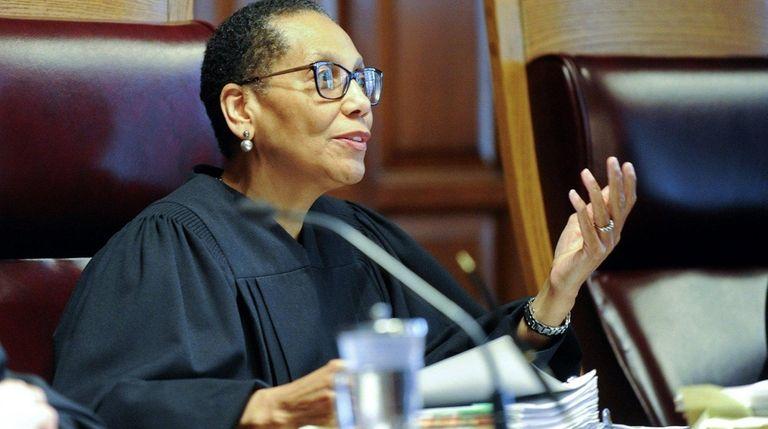 The late Sheila Abdus-Salaam, associate judge on the