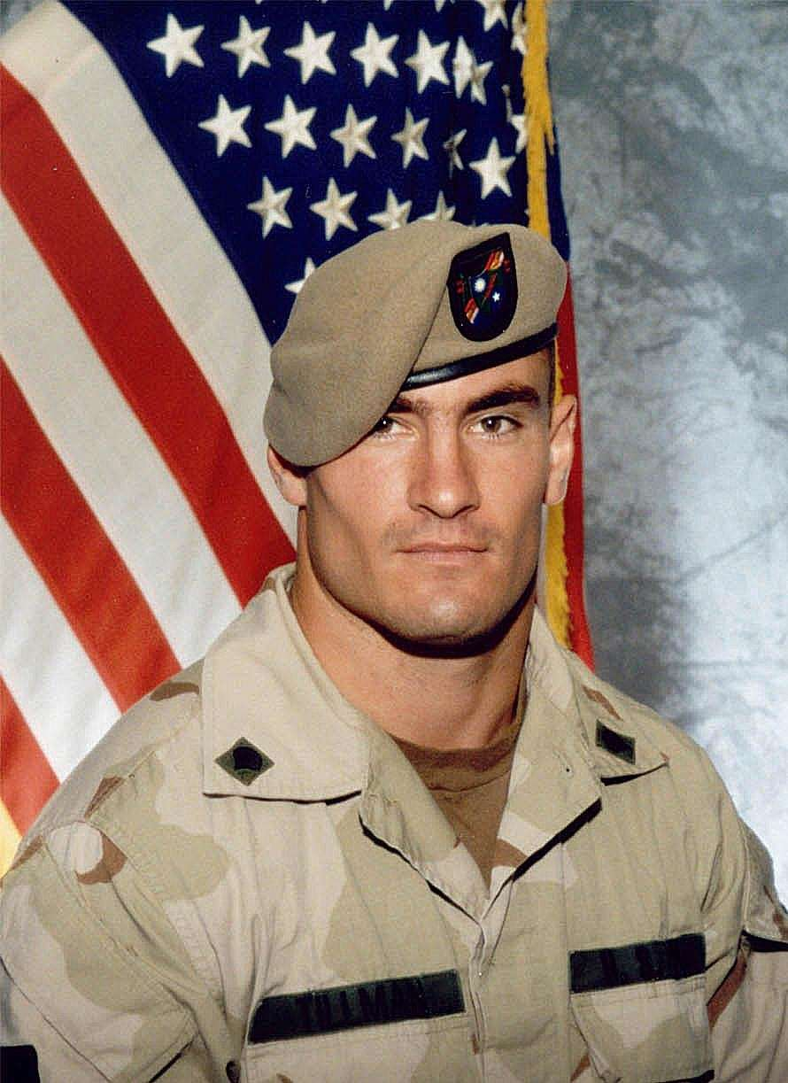 Patrick Tillman (Nov. 6, 1976 - April 22,