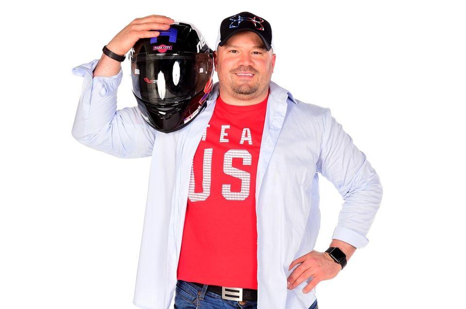 Holcomb, , the longtime U.S. bobsledding star who
