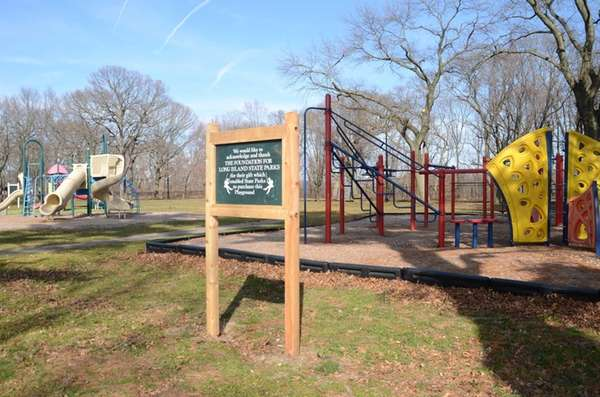 Hempstead Lake State Park in West Hempstead contains