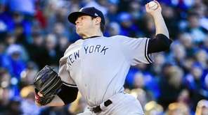 Yankees starting pitcher Jordan Montgomery kept the Cubs