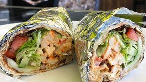 At Maya Grill in Levittown, chicken tikka masala