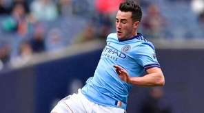 Jack Harrison #11 of New York City FC
