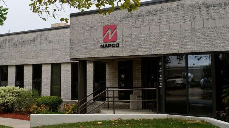 Napco Security Technologies Inc. reported that a new