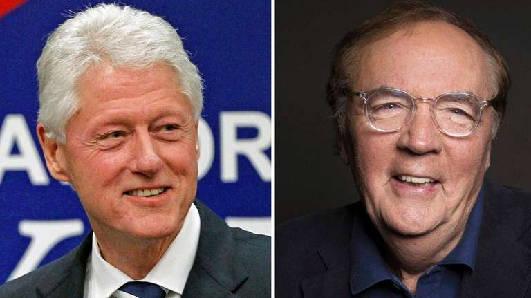 Former President Bill Clinton, left, will collaborate with