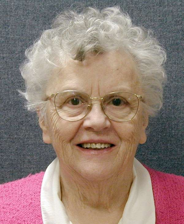 Sister Terese Warganz died at the age 90