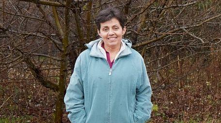 Smithtown Animal Shelter director Sue Hansen, who was