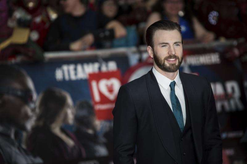 Chris Evans will star in the first Broadway