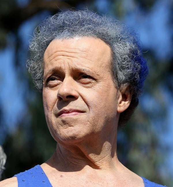 Richard Simmons told the