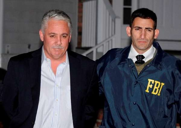 FBI agents take former Suffolk County Police Chief