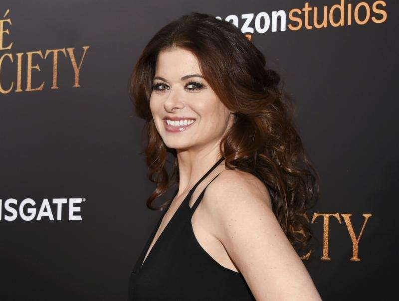 Emmy winner Debra Messing starred in John Patrick