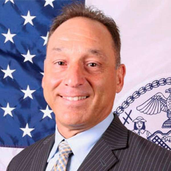 Gregory Kuczinski, the head of the Department of