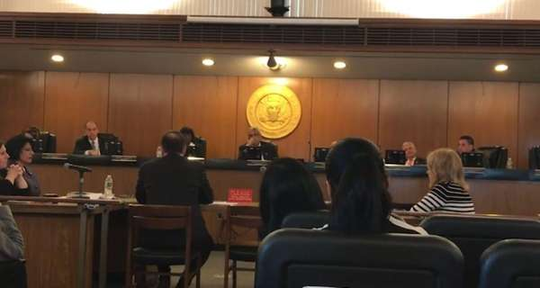 The Hempstead Town Board voted Tuesday, May 9,