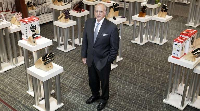 Jeffrey Siegel, president and CEO of Lifetime Brands,