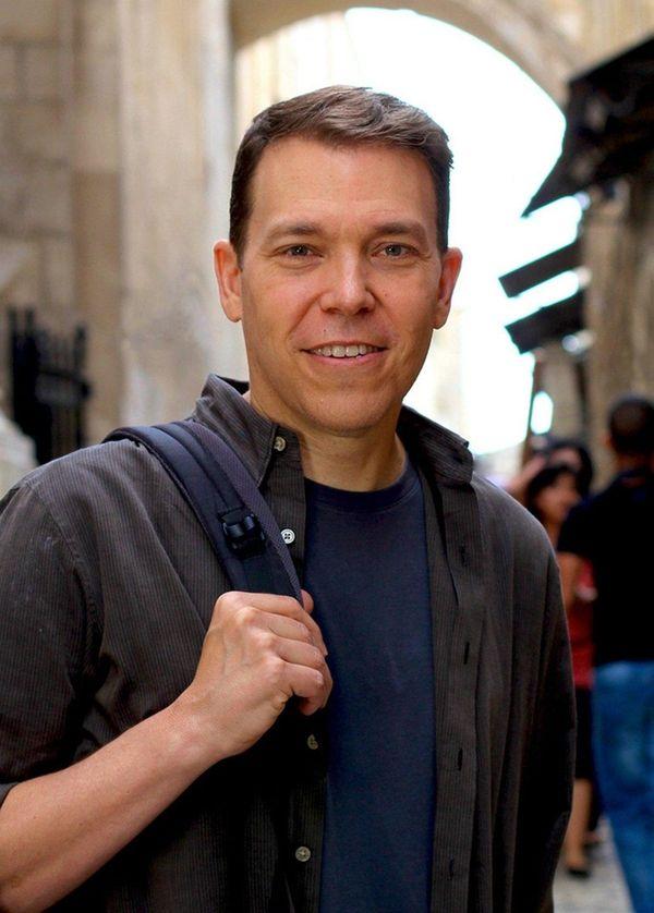 Bruce Feiler, author of