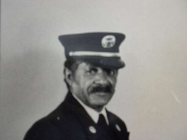 Robert Ligon, the first black firefighter in the