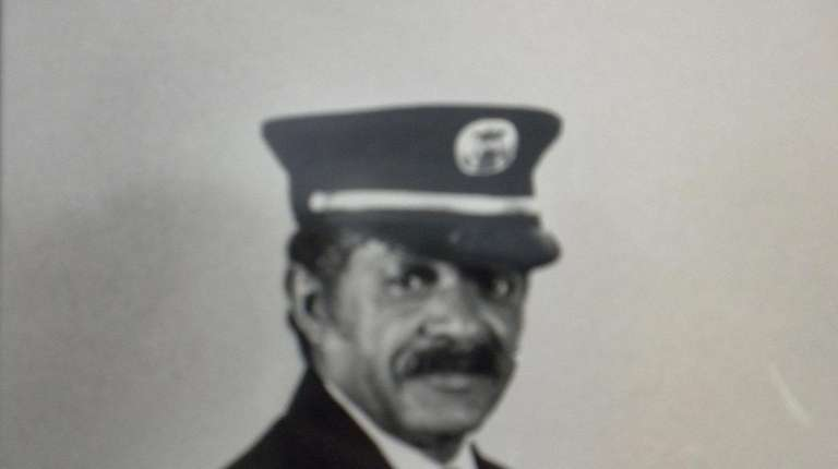 Robert Ligon, the first black firefighter in the