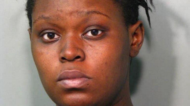 Bianca Phillips, 23, of St. Albans, Queens, was