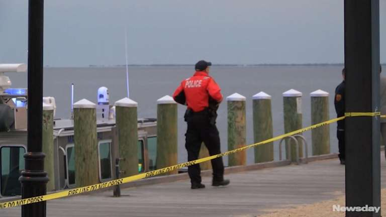A body was found in the Great South