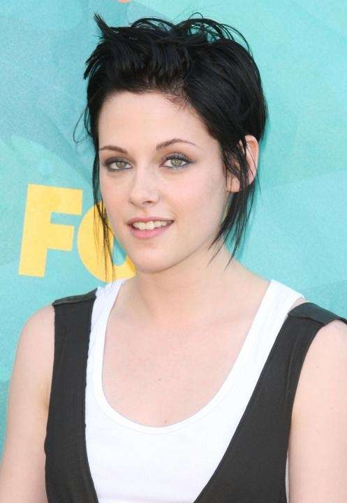 Actress Kristen Stewart of the