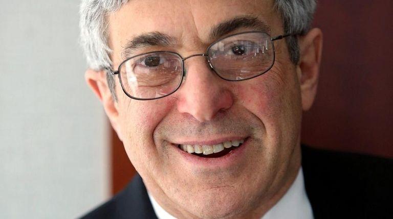 Henry Schein CEO Stanley Bergman, upon being named