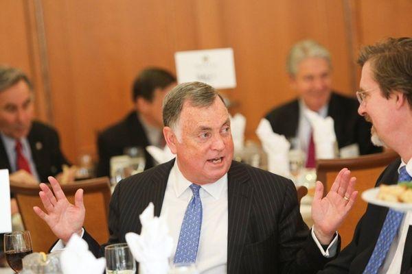 Richard Daly, CEO of Broadridge Financial Solutions Inc.,