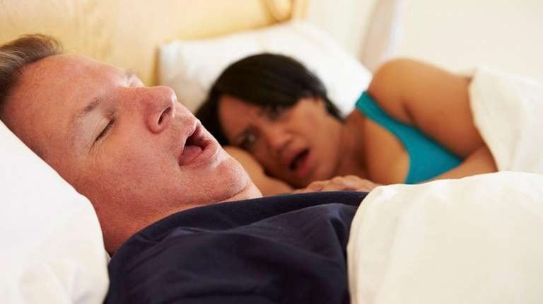Snoring problems range from minor nuisance to an