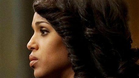 The adventures of Kerry Washington on ABC's