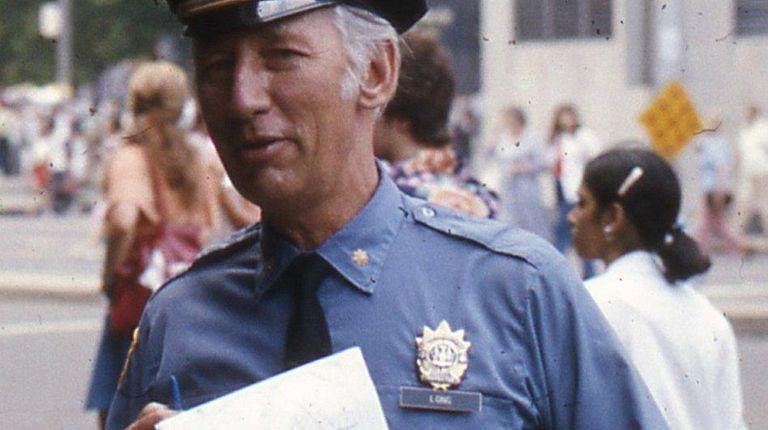 Arthur G. Long, a World War II veteran