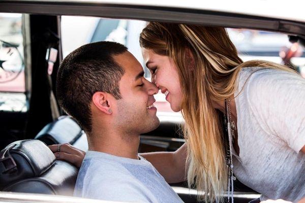 Gabriel Chavarria and Melissa Benoist star in