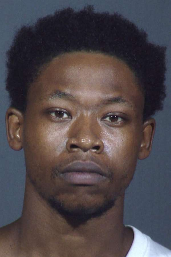 Keon Robinson, 28, a convicted sex offender from