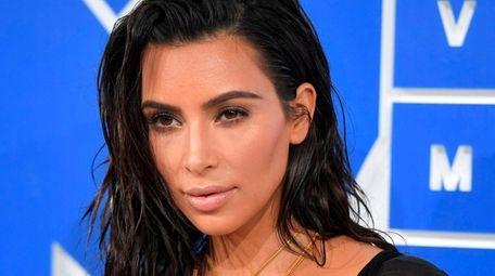 Kim Kardashian says she hadn't expected French police